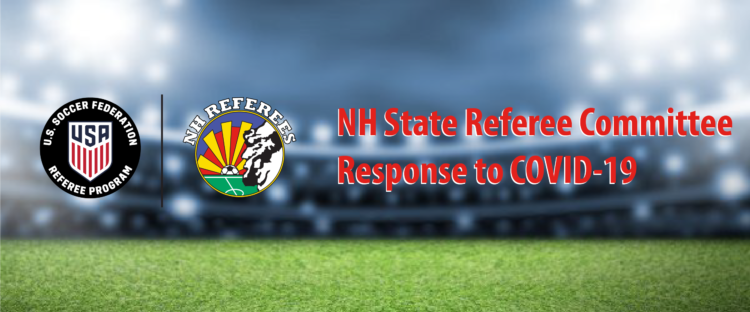 NH State Referee Committee Response to COVID-19